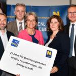 Das NÖ Beteiligungsmodell unterstützt seit 25 Jahren den niederösterreichischen Wirtschaftsmotor